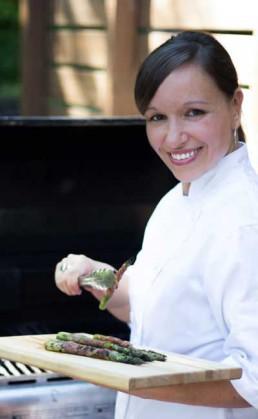 La chef - Caroline Cadotte